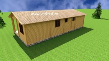 Maison de bois L4