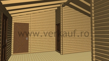 Maison de bois F1.B