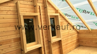 Wooden cottage H2.E