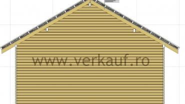 Wooden cottage F1
