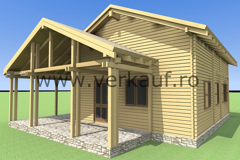 Maison de bois H7.B
