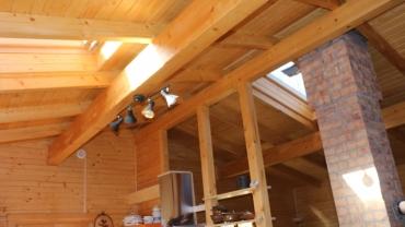 Maison de bois H8