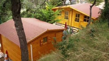 Maison de bois F4