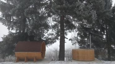 Saună Tub