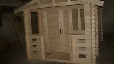 Casă din lemn K4