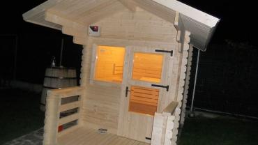 Case saună