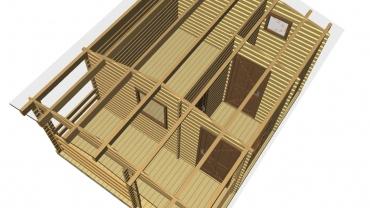Maisons de sauna