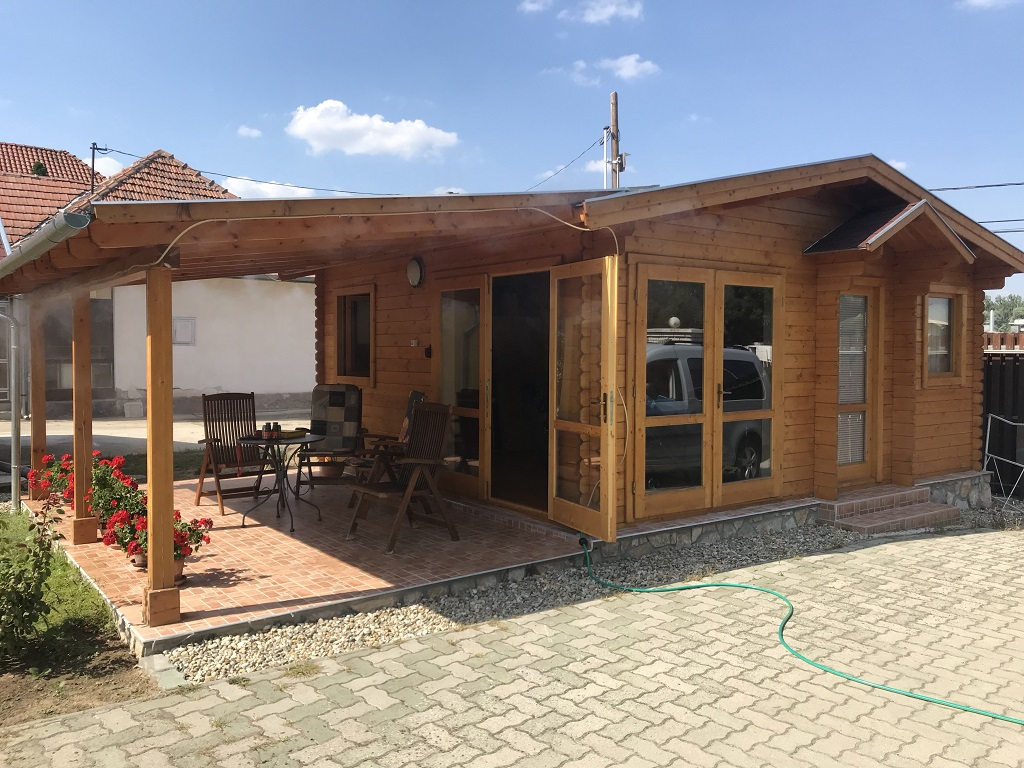 Wooden house F15.B