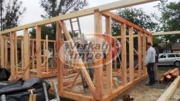 maison en ossature de bois