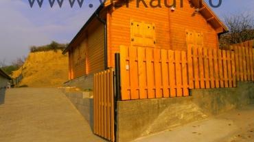 maison de bois en madriers gros de 70mm