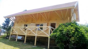 F7.C típusú hétvégi ház