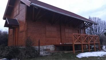 Wooden cottage F7.C