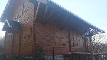 Maison de bois F7.C