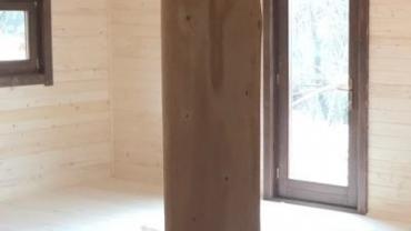 Maison de bois L8
