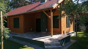 Maison de bois F19