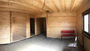 Maison de bois F20