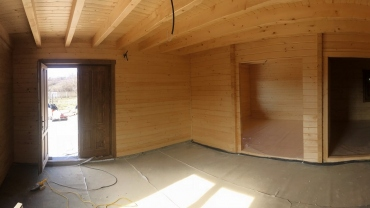 Wooden cottage F20