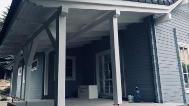 Casa din lemn L9