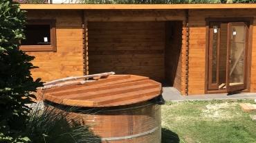 casa sauna si ciubar baie
