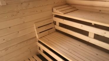 casa sauna