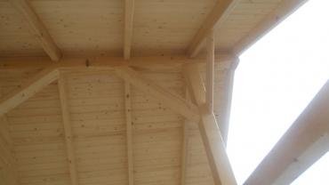 könnyűszerkezetes faház