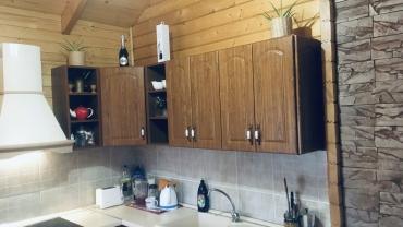 Casa din lemn H7.C