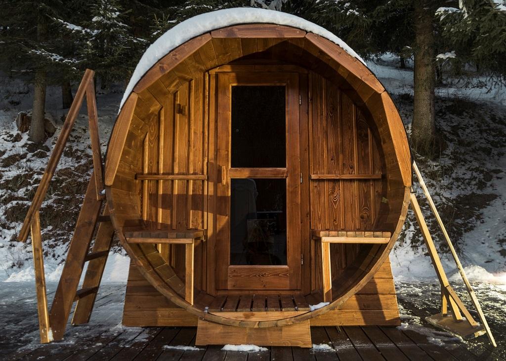 sauna tub